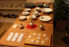 3人の陶芸